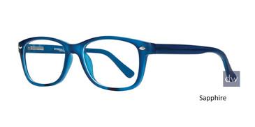 Sapphire Affordable Design Manny Eyeglasses