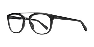 Black Affordable Design Doug Eyeglasses