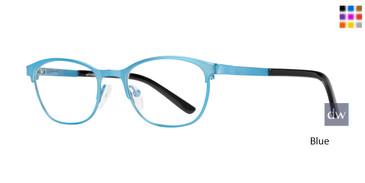 Blue Affordable Design Noelle Eyeglasses
