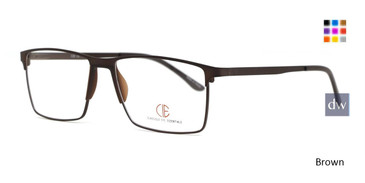 Brown CIE SEC140 Eyeglasses.