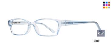 Blue Affordable design Sally Eyeglasses