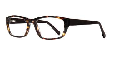 Tortoise Brown Brooklyn Heights Etna Eyeglasses