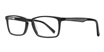 Black Brooklyn Heights Cropsey Eyeglasses