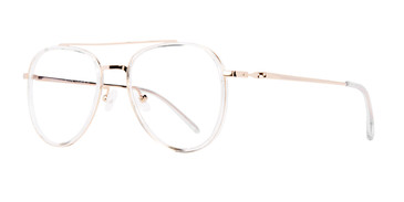 Gold Brooklyn Heights Withers Eyeglasses