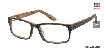 Brown Strip O'Neill ONO-RYDER Eyeglasses