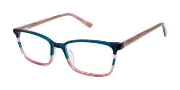Teal Rose Ted Baker TPW004 Eyeglasses - Teenager.
