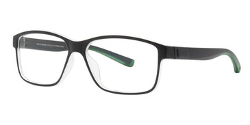 Matt Black Vivid Collection 272 Eyeglasses