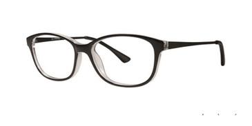 Black Crystal Gallery Winifred Eyeglasses
