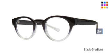 Black Gradient Gallery Ezra Eyeglasses