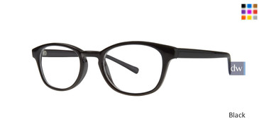 Black Gallery Dylan Eyeglasses - Teenager