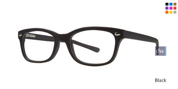 Black Gallery Ponce Eyeglasses - Teenager