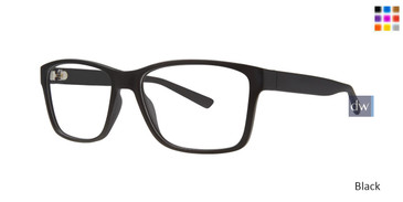 Black Gallery Steven Eyeglasses - Teenager