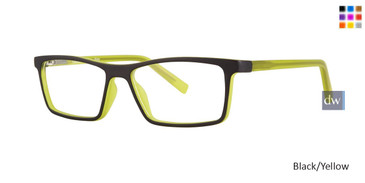 Black Gallery Finn Eyeglasses - Teenager