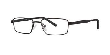 Black Gallery Juan Eyeglasses - Teenager