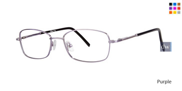 Purple Gallery Ivy Eyeglasses