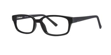 Black Gallery Mack Eyeglasses - Teenager