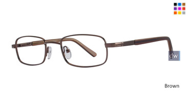 Brown Gallery Chaz Eyeglasses