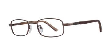 Brown Gallery Chaz Eyeglasses