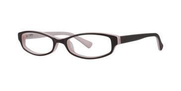 Brown Gallery Avery Eyeglasses - Teenager