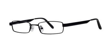 Black Gallery Bryant Eyeglasses - Teenager