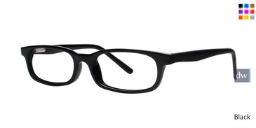 Black Gallery Erwin Eyeglasses - Teenager