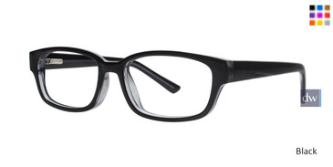 Black Gallery Evan Eyeglasses - Teenager