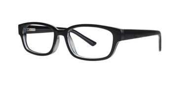 Black Gallery Evan Eyeglasses - Teenager