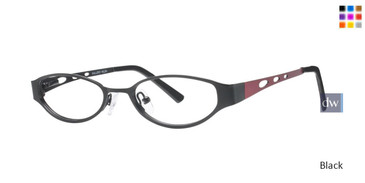 Black Gallery Hilda Eyeglasses - Teenager
