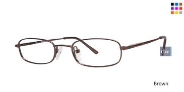 Brown Gallery Billy Eyeglasses
