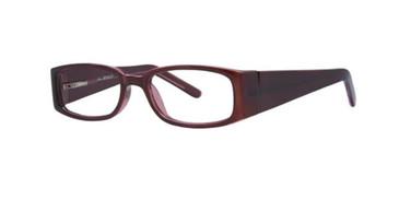 Burgundy Gallery Brinkley Eyeglasses