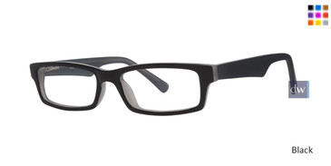 Black Gallery Marco Eyeglasses - Teenager