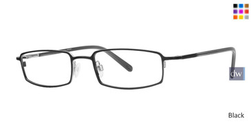 Black Gallery Josh Eyeglasses - Teenager