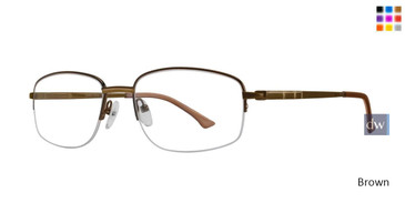 Brown Gallery Doug Eyeglasses