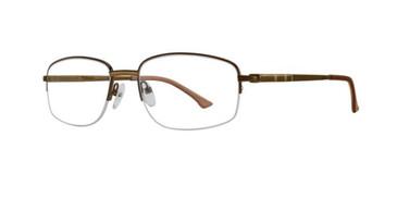 Brown Gallery Doug Eyeglasses