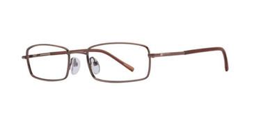 Brown Gallery Preston Eyeglasses