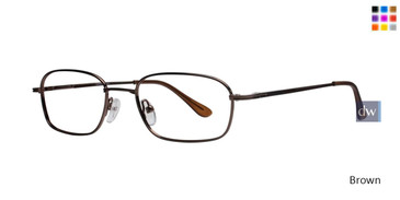 Brown Gallery Noah Eyeglasses