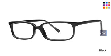 Black Gallery Smith Eyeglasses - Teenager