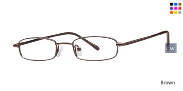 Brown Gallery Trevor Eyeglasses