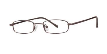 Brown Gallery Trevor Eyeglasses