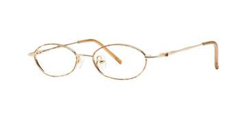 Brown Gallery Zoe Eyeglasses