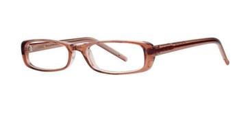 Brown Gallery Evita Eyeglasses - Teenager