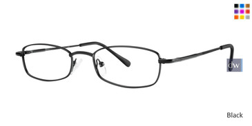 Black Gallery Sam Eyeglasses - Teenager