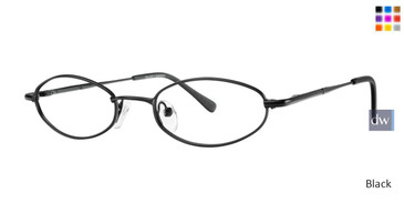 Black Gallery Shannon Eyeglasses - Teenager