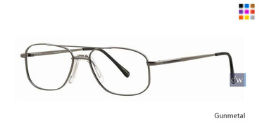 Gunmetal Gallery Lloyd Eyeglasses