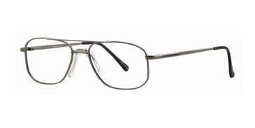 Gunmetal Gallery Lloyd Eyeglasses