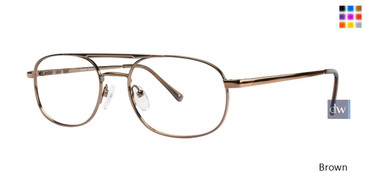 Brown Gallery Stanley Eyeglasses