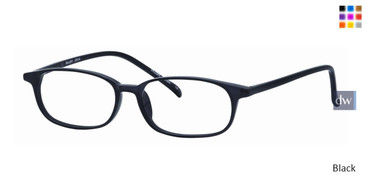 Black Gallery Joplin Eyeglasses - Teenager