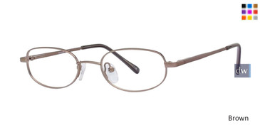 Brown Gallery Francis Eyeglasses