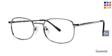 Gunmetal Gallery G505 Eyeglasses - Teenager