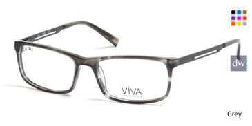 Grey Viva VV4026 Eyeglasses.
